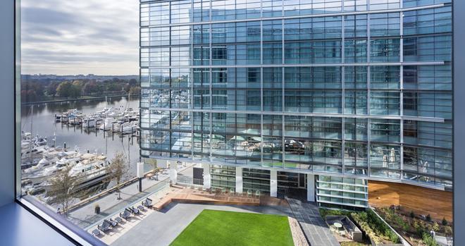 華盛頓特區碼頭希爾頓嘉諾賓飯店 - 華盛頓 - 建築