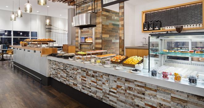 華盛頓特區碼頭希爾頓嘉諾賓飯店 - 華盛頓 - 自助餐