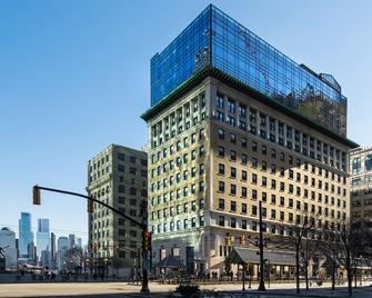 Hyatt House Jersey City - Jersey City - Building
