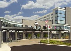 Marriott Columbus University Area - Columbus - Building