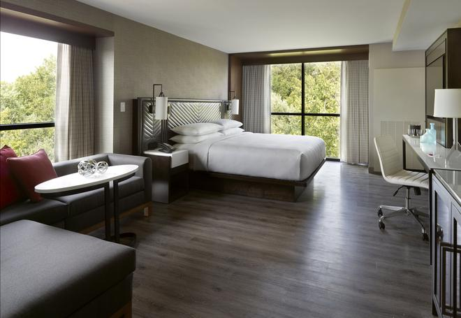 Marriott Columbus University Area - Columbus - Phòng ngủ