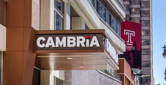 Cambria Hotel Philadelphia Downtown - Center City - Philadelphia - Gebouw