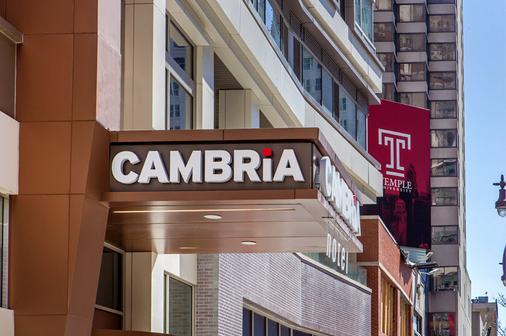 Cambria Hotel Philadelphia Downtown - Center City - Philadelphia - Building