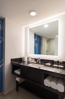 The Baronette Renaissance Detroit-Novi Hotel - Novi - Bathroom