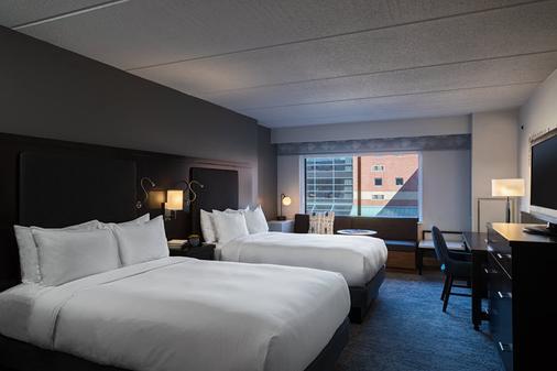 The Baronette Renaissance Detroit-Novi Hotel - Novi - Bedroom