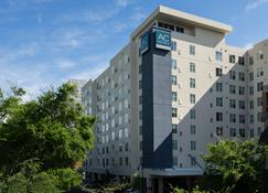 AC Hotel by Marriott Gainesville Downtown - Gainesville - Building