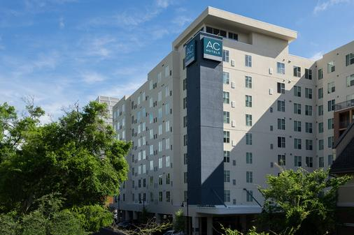 AC Hotel by Marriott Gainesville Downtown - Gainesville - Building