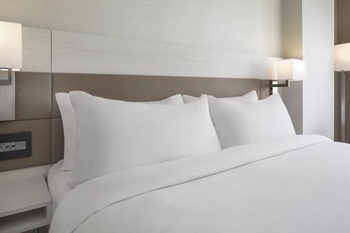 AC Hotel by Marriott Gainesville Downtown - Gainesville - Bedroom