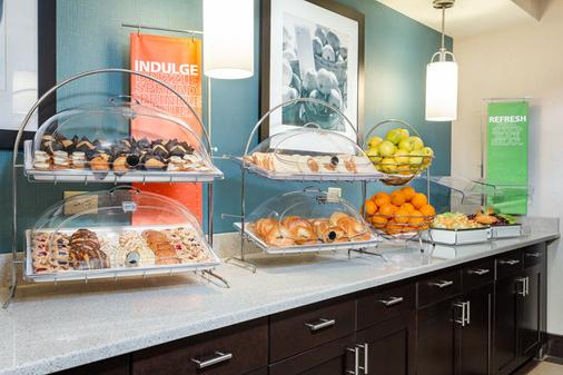Hampton Inn & Suites Clearwater/St. Petersburg-Ulmerton Road - Clearwater - Buffet