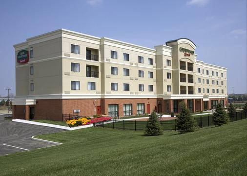 Courtyard by Marriott Dayton-University of Dayton - Dayton - Building