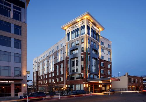 Courtyard by Marriott Akron Downtown Deals from $160. Akron Hotels - KAYAK