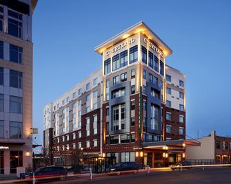 Courtyard by Marriott Akron Downtown - Akron - Edificio