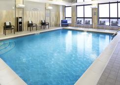 Courtyard by Marriott Akron Downtown - Akron - Pool