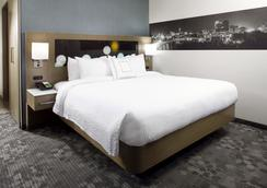 Courtyard by Marriott Akron Downtown - Akron - Schlafzimmer