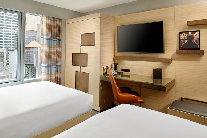 Cambria Hotel Ny Times Square - New York - Phòng ngủ