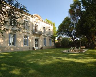 Chateau du Puits Es Pratx - Ginestas - Gebouw