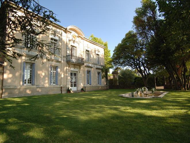 Chateau du Puits Es Pratx - Ginestas - Building