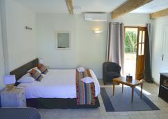 Chateau du Puits Es Pratx - Ginestas - Bedroom