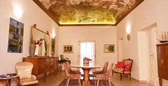 Allegoria dell'Aurora - Salerno - Dining room