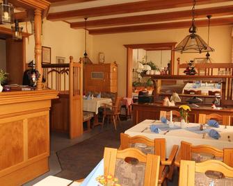 Hotel Kutzbach - Stavenhagen - Restaurant
