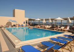Achillion Palace - Rethymno - Pool