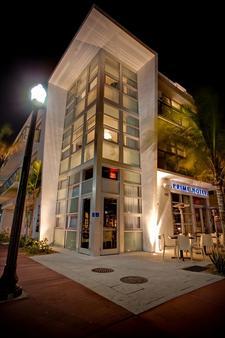 Prime Hotel - Miami Beach - Edificio