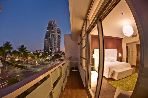 Prime Hotel - Miami Beach - Balcón