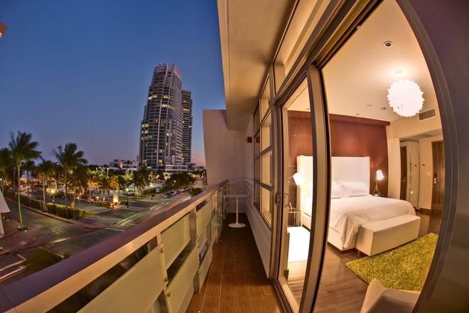 Prime Hotel - Miami Beach - Parveke