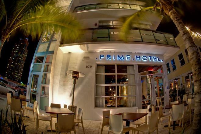 Prime Hotel - Miami Beach - Rakennus