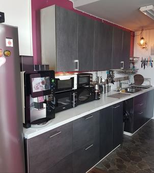 Crafoord Place - Tukholma - Buffet