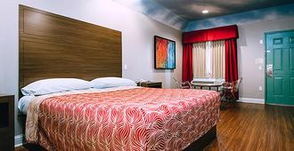 Palace Inn - Houston - Bedroom