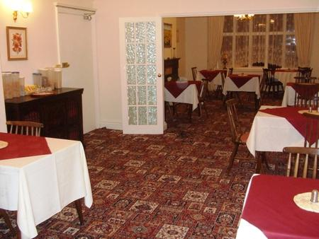 Swiss Cottage Bed and Breakfast - Great Yarmouth - Speisesaal
