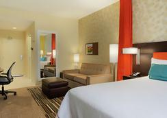 Home2 Suites by Hilton Salt Lake City-East - Salt Lake City - Bedroom