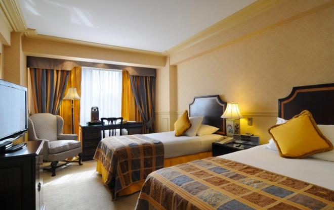 Hotel Santiago Park Plaza - Santiago de Chile - Habitación