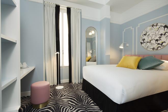 Hôtel Pastel Paris - Paris - Soveværelse
