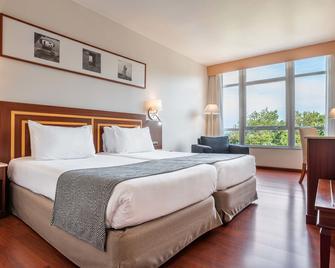 Eurostars Ciudad de La Coruña - A Coruña - Bedroom