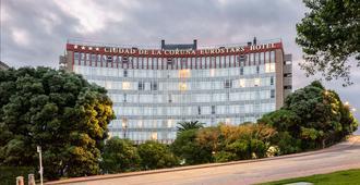 Eurostars Ciudad de La Coruña - La Coruña - Building