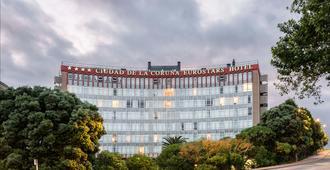 拉科魯尼亞城歐洲之星酒店 - 科盧納 - 拉科魯尼亞 - 建築