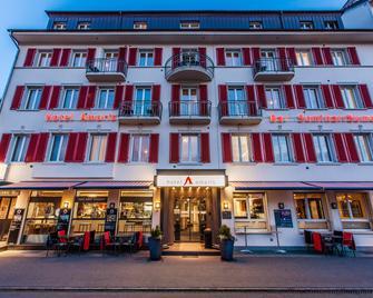 Hotel Amaris - Olten - Gebouw