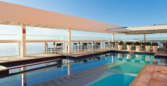 里奧安托宮殿酒店 - 里約熱內盧 - 里約熱內盧 - 游泳池