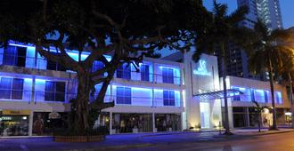 Madisson Inn Hotel Cartagena - Cartagène - Bâtiment