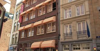 ロー ホテル - アムステルダム - 建物