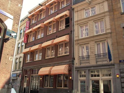 Rho Hotel - Άμστερνταμ - Κτίριο