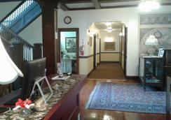 Riverside Hot Springs Inn & Spa - Lava Hot Springs - Lobby