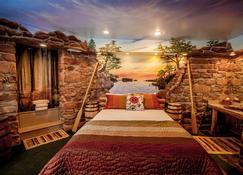 Anniversary Inn - South Temple - Salt Lake City - Bedroom