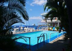 The Anchorage Hotel - Roseau - Pool