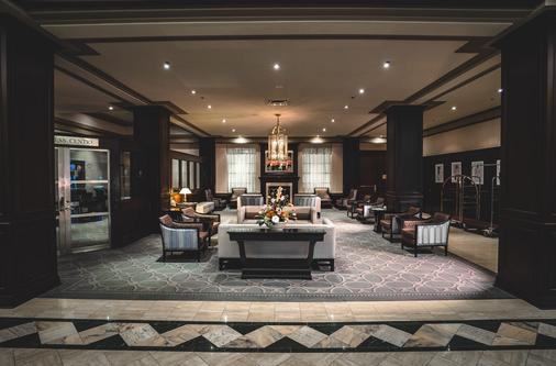 Lord Elgin Hotel - Ottawa - Lounge