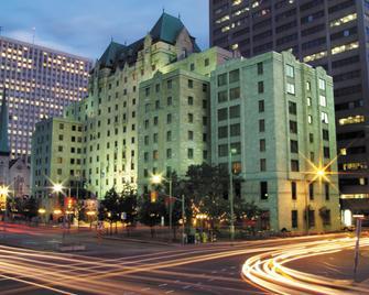 Lord Elgin Hotel - Ottawa - Edificio