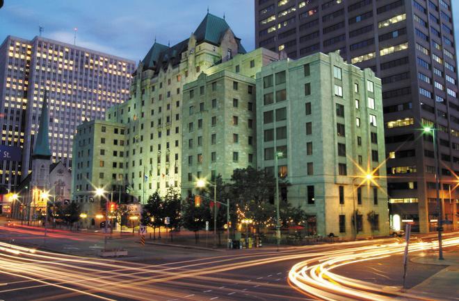 Lord Elgin Hotel - Ottawa - Building