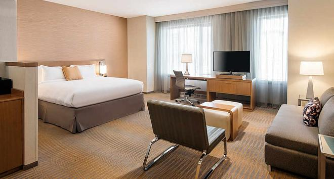 Courtyard by Marriott Los Angeles L.A. LIVE - Los Angeles - Phòng ngủ